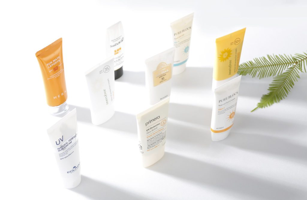 sunscreen reviews teen's first skincare routine