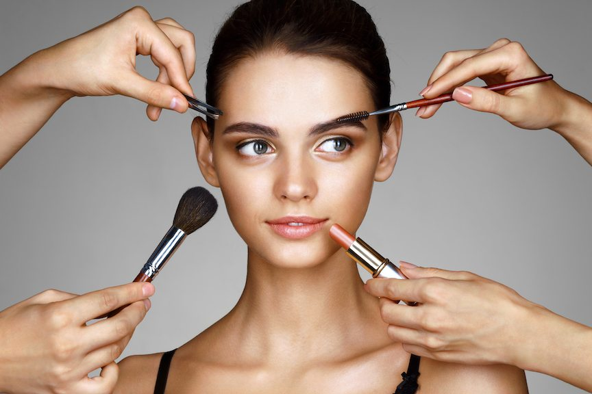 These Are the 5 Things a Makeup Artist Wishes You Wouldn't Do