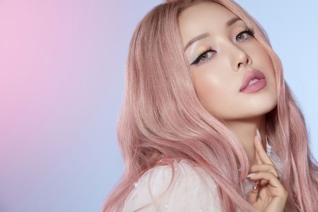 Beauty Influencer Pony's New Color Collab With Morphe Is to Die For