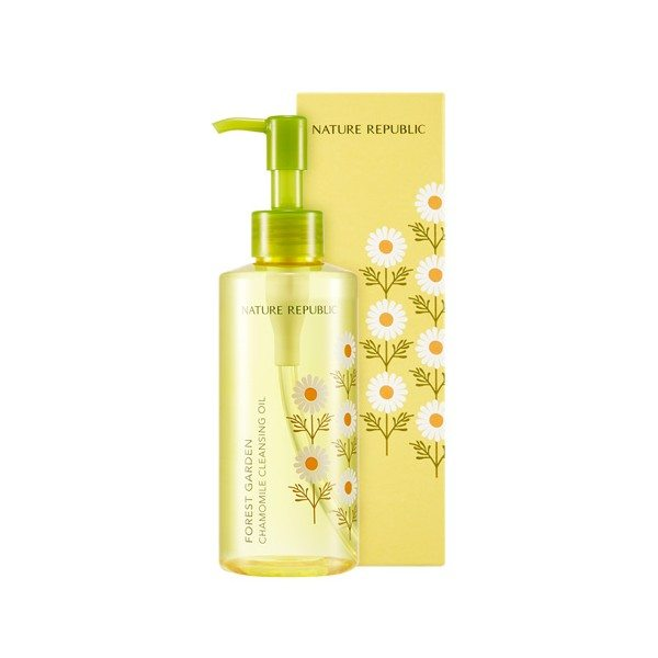 Nature Republic - Forest Garden Chamomile Cleansing Oil - W2Beauty