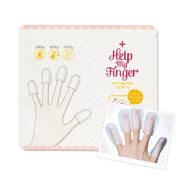 Etude House - Help My Finger Nail Finger Pack
