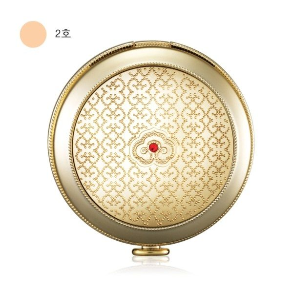 The History of Whoo Skin Cover Pact No2