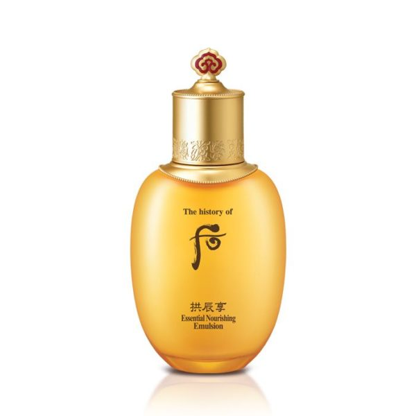 The History of Whoo In Yang Essential Nourishing Emulsion