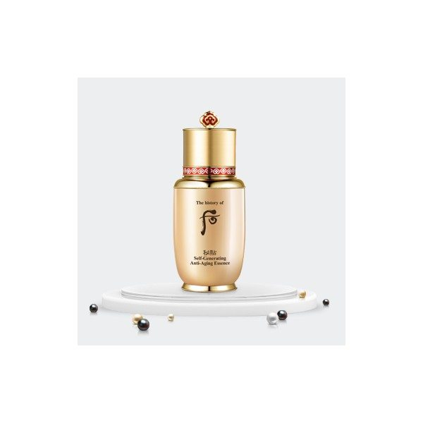 History of Whoo Self Generating Anti-Aging Essence
