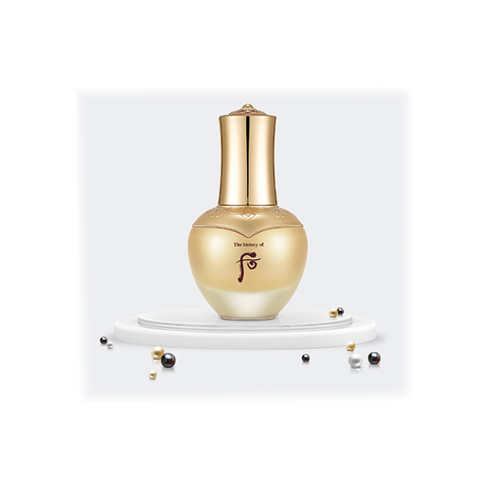 History of Whoo Radiant Regenerating Gold Concentrate