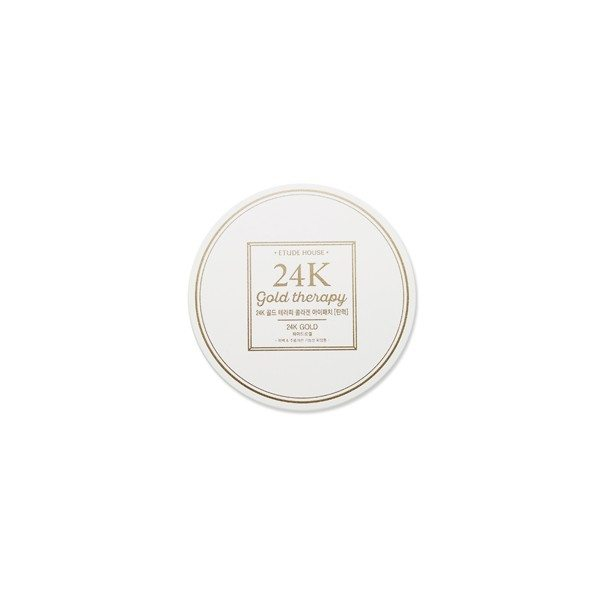 Etude House 24K Gold Therapy Collagen Eye Patch Firming