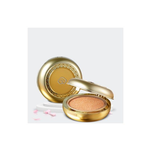 cushion compacts History of Whoo Luxury Golden Cushion