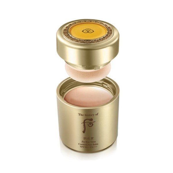 History of Whoo Jin Hae Yoon Cushion Sun Balm