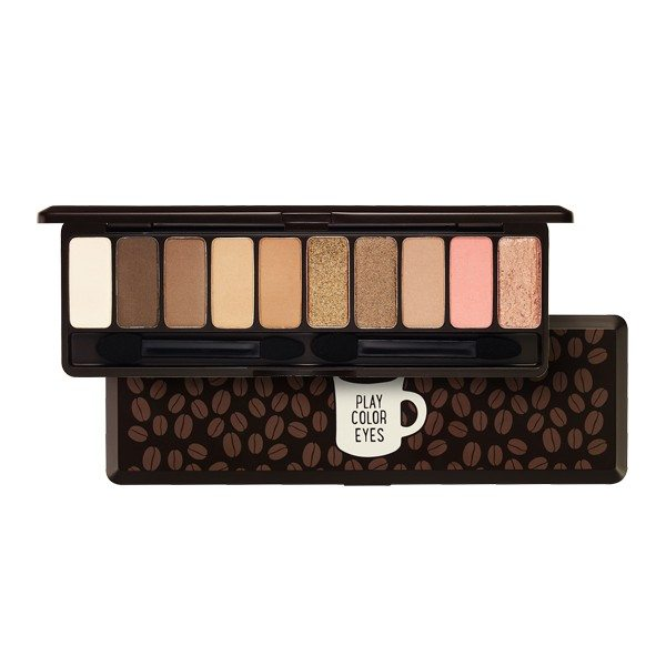 Etude House Play Color Eyes In the Café Palette