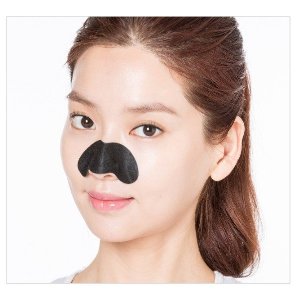Missha Nose pore cleaning patch set (8 patches)