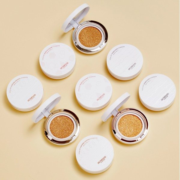 Skinfood Vita Fit Serum Glow Cushion SPF50+ PA+++ dry skin cushions