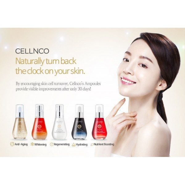 CELLNCO Milk Sleeping Mask Ampoule