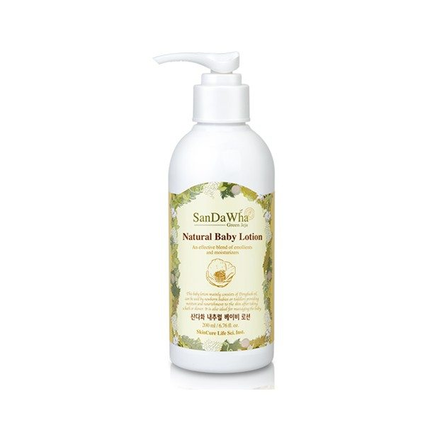 SanDaWha Natural Body Lotion