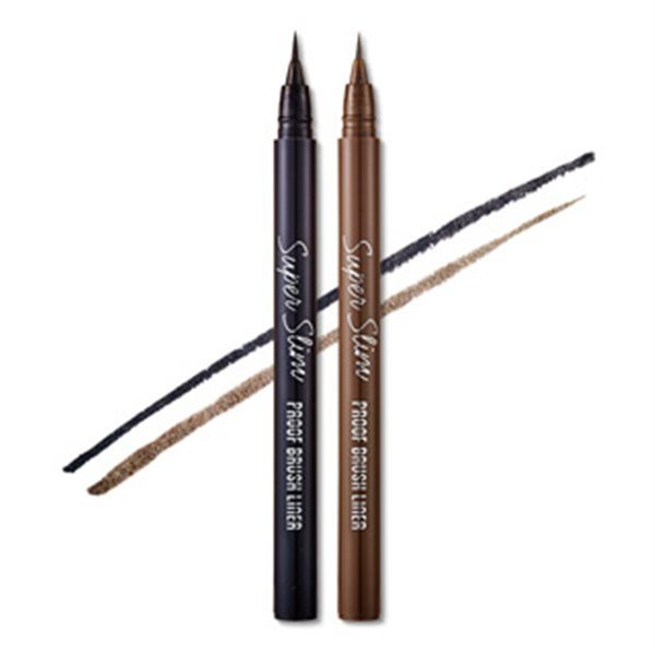 Etude House Super Slim Proof Brush Liner - 2 colors