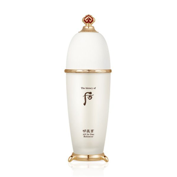History of Whoo All in One Balancer