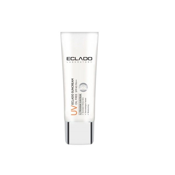 Eclado Suncream Oil free SPF40 PA++