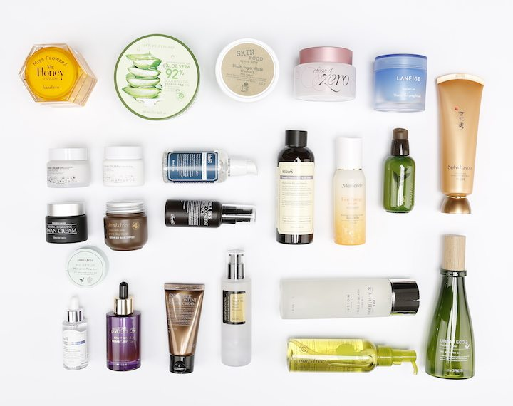 cult k-beauty skincare