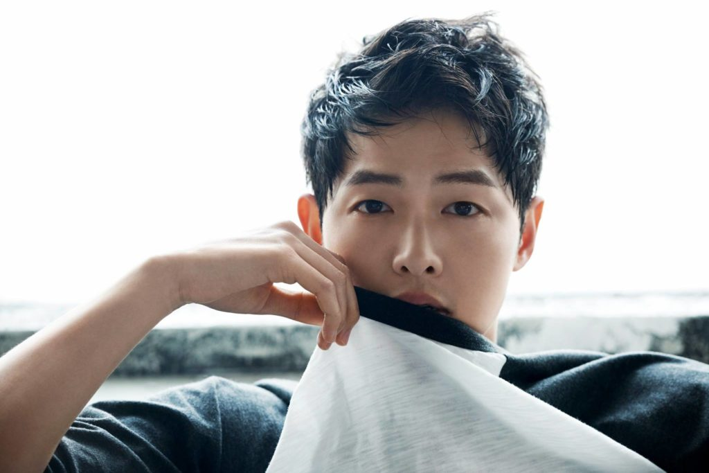 Top Ten Korean male celebs