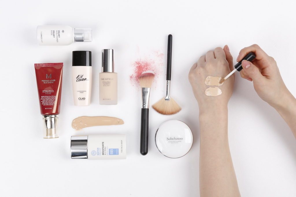 3 Must-Haves For Your Korean Makeup Base Starter Kit