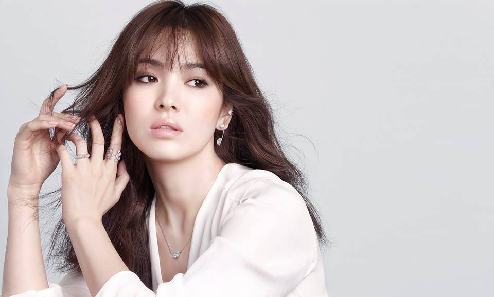 Get Song Hye Kyo's Pre-Wedding Glow (It's Too Late to Get Song Joong Ki)