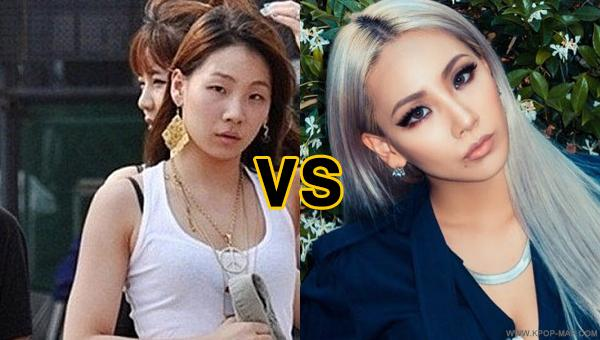 k-pop baddies