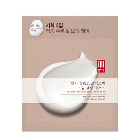 creamy sheet masks