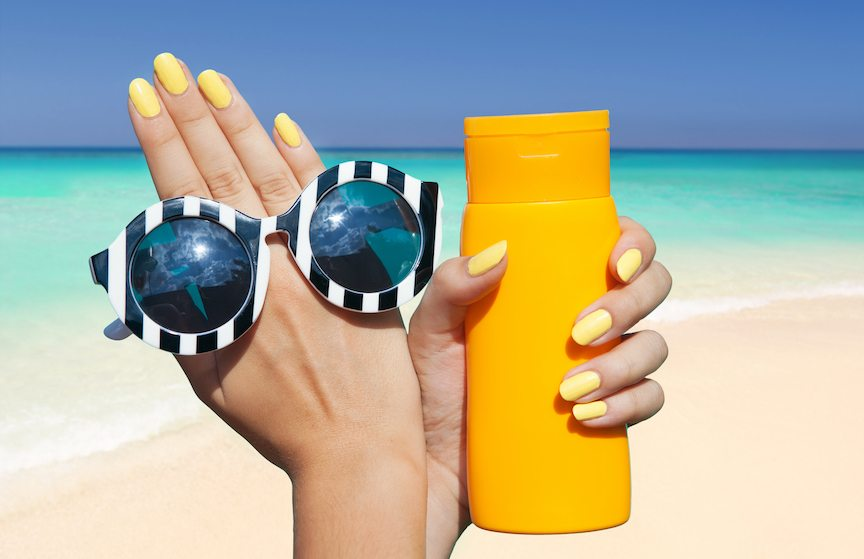 reapply sun protection antioxidants
