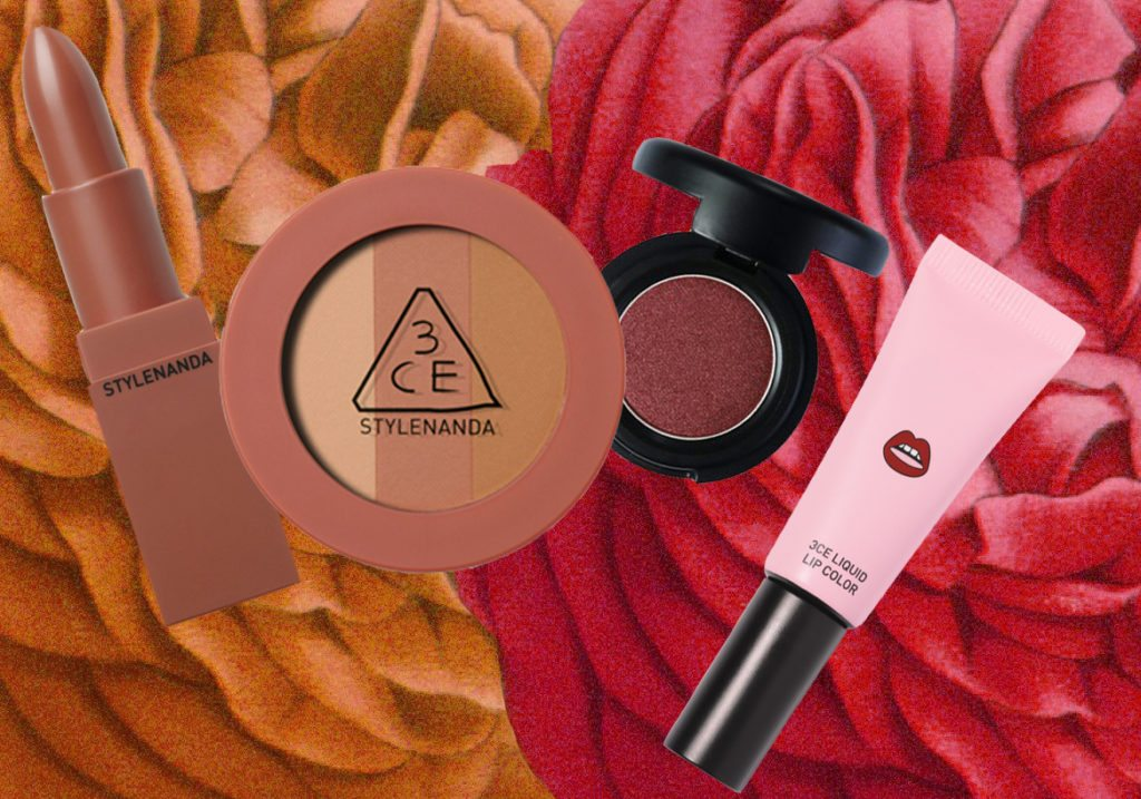 Nail the Monochromatic Peach Makeup Look for Fall (With a Dash of Berries)