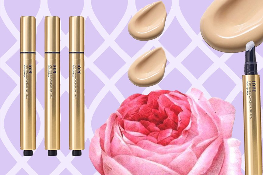 iope easy fitting concealer