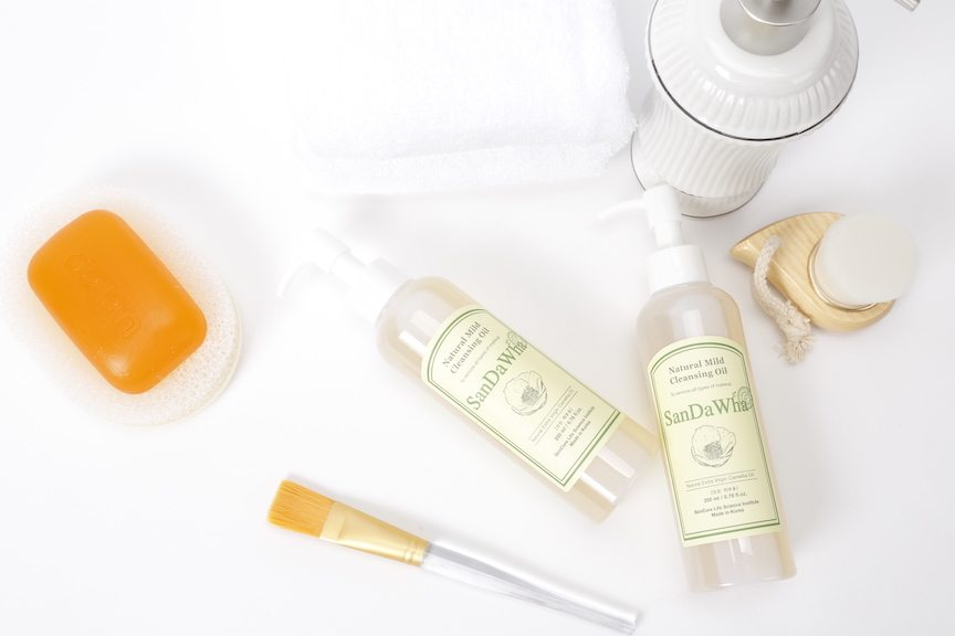 sandawha cleansing oil
