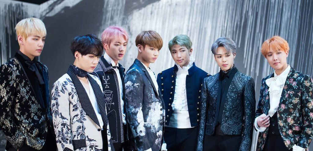 beauty looks of bts