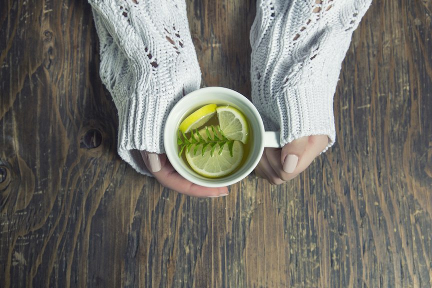 skin-loving drinks self-care tips