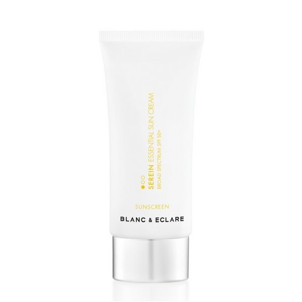 Blanc & Eclare Serein Essential Sun Cream top Korean sunscreens