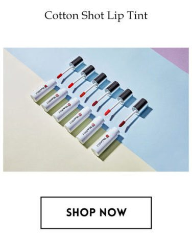 MeloMELI Cotton Shop Lip Tint shop meloMELI
