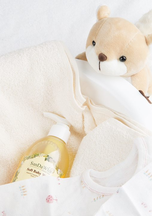 baby skincare Korean baby products