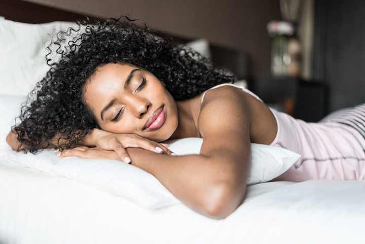 beauty sleep decompress