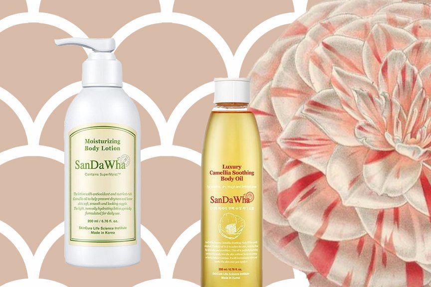 If You Hate Slippery, Oily, or Greasy, You'll Love These SanDaWha Body Moisturizers