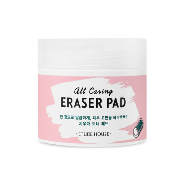 Etude House All Caring Eraser Pad