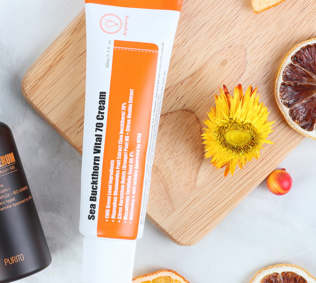 This Vitamin C-Rich Cream Gave Me a Mega-Watt Glow From the First Time I Used It