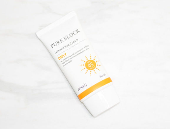 top Korean sunscreens