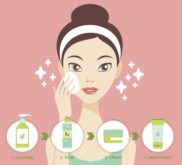 own k-beauty routine reddit tips