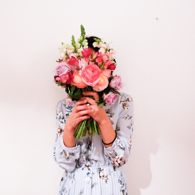 Take a Peek Into the Bloom-Filled Life of Fiona of orchids&peonies