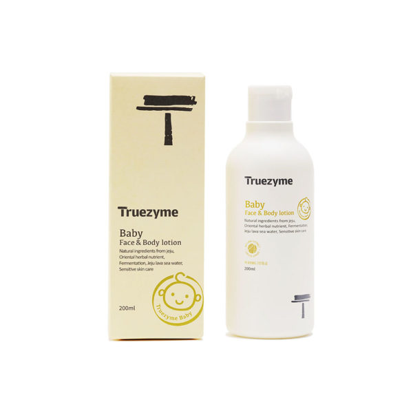 Truezyme Baby Face & Body Lotion