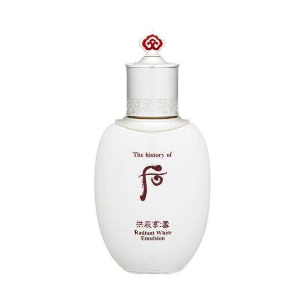History of Whoo Radiant White Emulsion