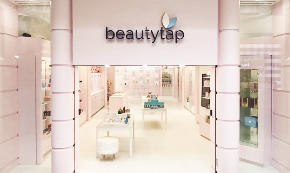 #BeautytapIRL: The Sweets, the Surprises, the Skincare (Duh!) at Our South Coast Grand Opening