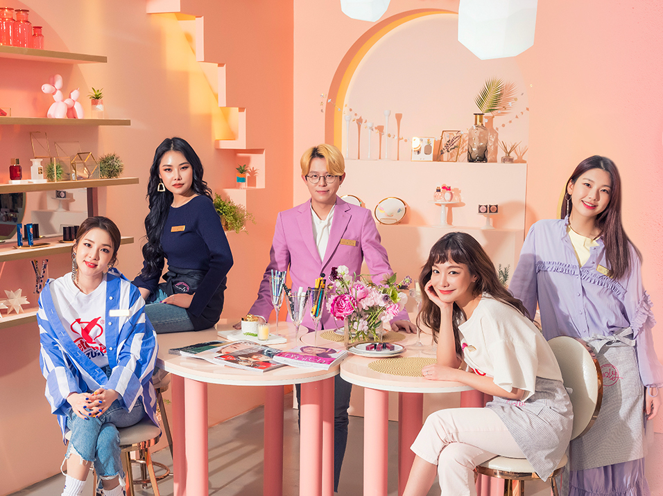 Mimi Shop: Join the Fun With K-Beauty's Latest Reality Makeup Show