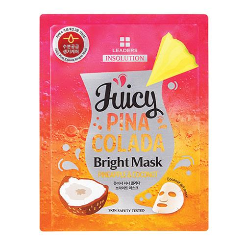 LEADERS Juicy Pina Colada Brightening Mask (10pc)