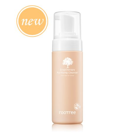 ROOTREE Cryptherapy Purifying Cleanser