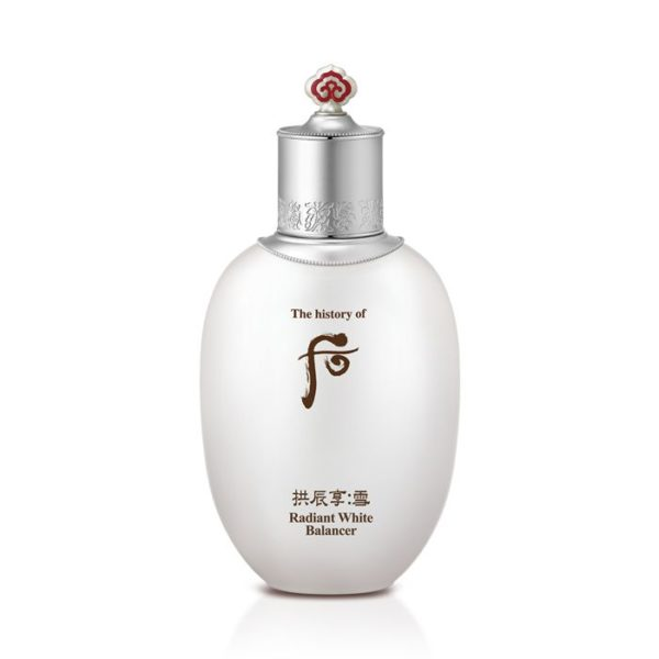 The History of Whoo Seol Radiant Brightening Balancer