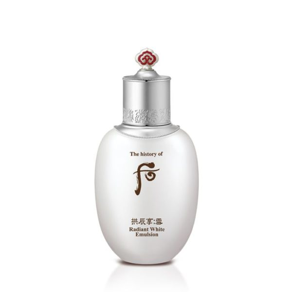 The History of Whoo Seol Radiant White Emulsion